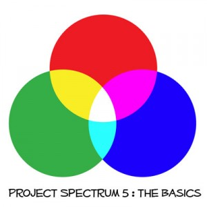 I'm taking part in Project Spectrum